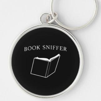 Porte-clés Renifleur de livre