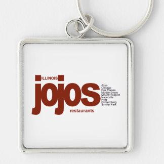 Porte-clés Restaurants de JOJOS en Illinois