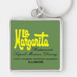 Porte-clés Restaurants de margarita de La de l'Illinois