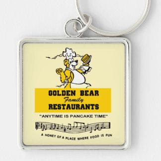 Porte-clés Restaurants d'or d'ours de l'Illinois