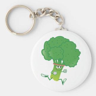 Porte-clés Rétro brocoli courant