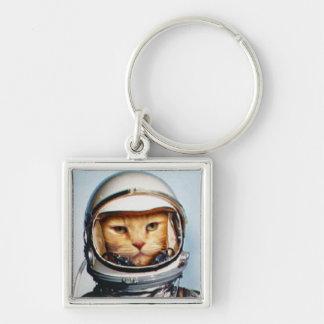 Porte-clés Rétro chat d'Astro