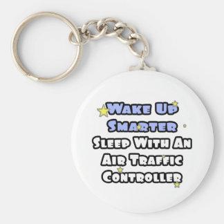 Porte-clés Réveillez plus futé. Sommeil avec le contrôleur de
