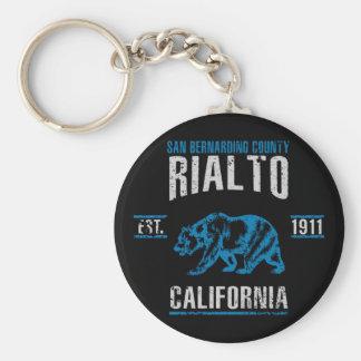 Porte-clés Rialto