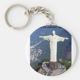 Porte-clés Rio de Janeiro le Christ (St.K.) du Brésil