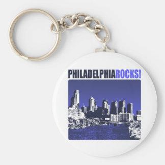 Porte-clés Roches de Philadelphie !