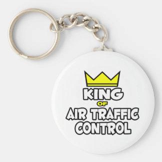 Porte-clés Roi de contrôle du trafic aérien