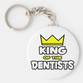Porte-clés Roi des dentistes