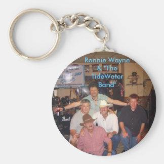 Porte-clés Ronnie et eau de marée - porte - clé