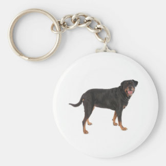Porte-clés rottweilers