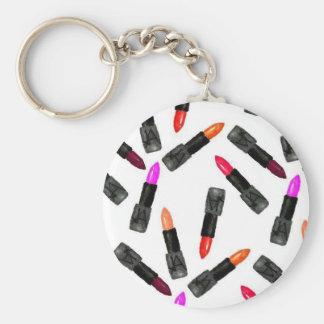 Porte-clés Rouge à lèvres pendant des JOURS