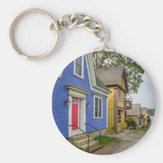 Porte-clés Ruelle Shelburne de Charlotte