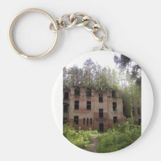 Porte-clés Ruine d'hôpital de Beelitz, Alpenhaus