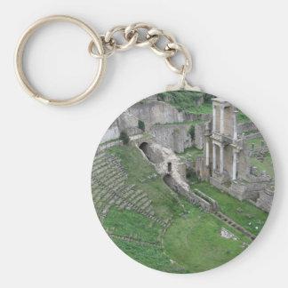 Porte-clés Ruines d'un amphithéâtre romain antique