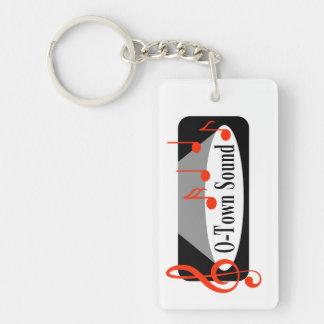 Porte-clés sain d'O-Ville