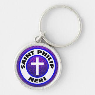 Porte-clés Saint Philip Neri