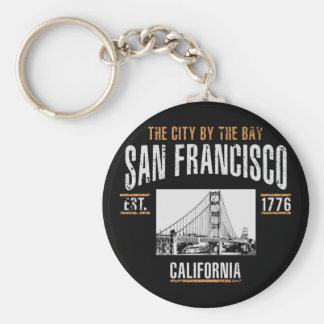 Porte-clés San Francisco