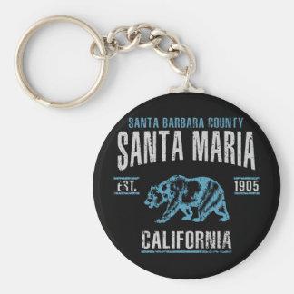 Porte-clés Santa Maria