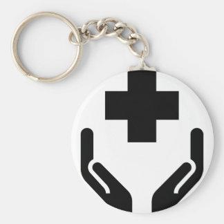 Porte-clés Santé publique