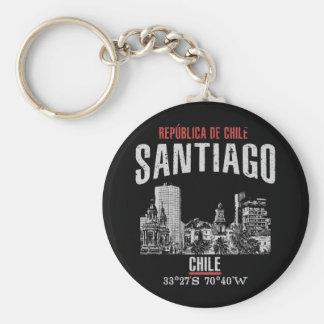 Porte-clés Santiago