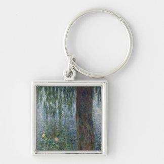 Porte-clés Saules pleurants de nénuphars de Claude Monet |