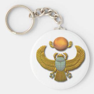 Porte-clés Scarabée-or