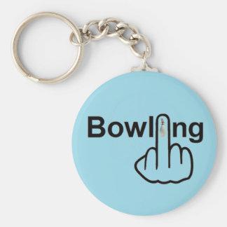 Porte-clés Secousse de bowling de porte - clé