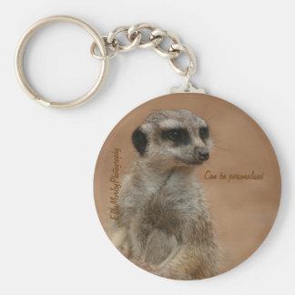 Porte-clés Seemply un porte - clé de meerkat…
