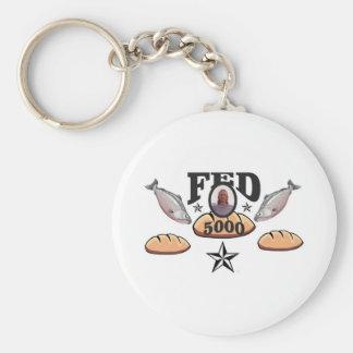 Porte-clés seigneur 5000 alimenté