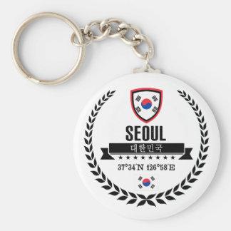 Porte-clés Séoul