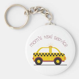 Porte-clés Service de taxi de mamans