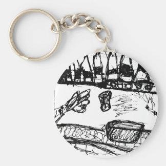 Porte-clés Serviette Cronicles 1 porte - clé