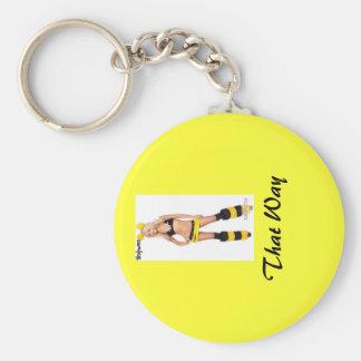 Porte-clés Sexy-Miel-Abeille-Costume, de cette façon