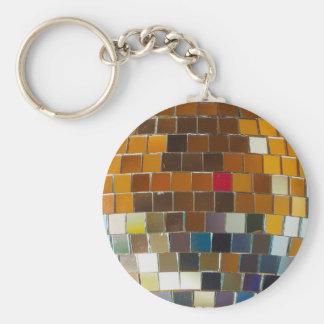 Porte-clés Si chaud vous êtes frais - boule de disco