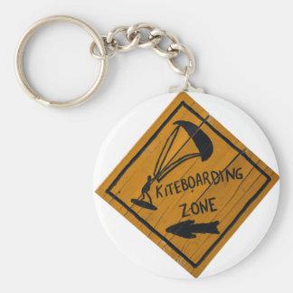 Porte-clés Signe de Kiteboard
