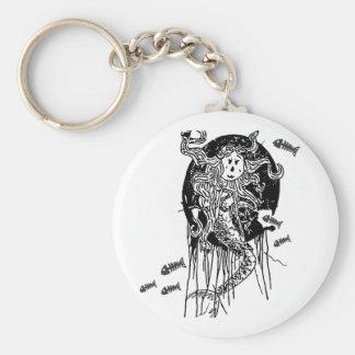 Porte-clés Sirène de Halloween
