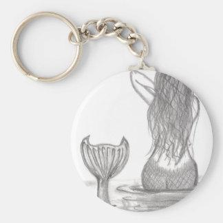 Porte-clés Sirène réfléchie