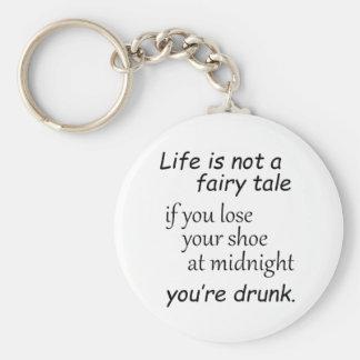 Porte-clés Slogan hilare de nouveauté de cadeaux de citation
