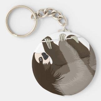 Porte-clés slothcolour