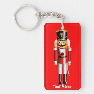 Porte-clés Soldats de jouet de casse-noix de Noël