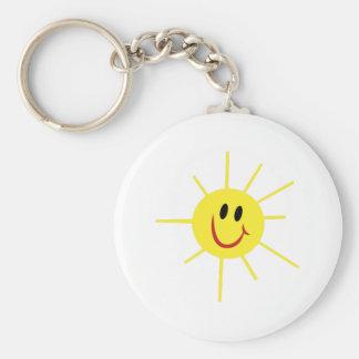 Porte-clés Soleil
