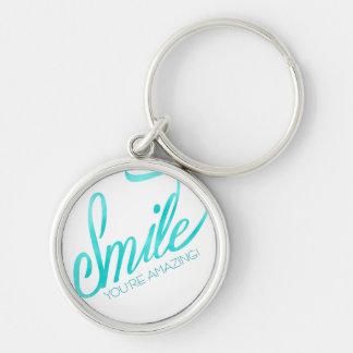 Porte-clés Sourire vous êtes extraordinaires