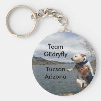 Porte-clés souris, équipe GEdryflyTucson Arizona