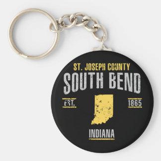 Porte-clés South Bend
