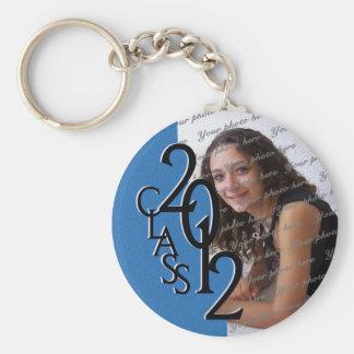 Porte-clés Souvenir 2012 d'obtention du diplôme