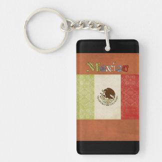 Porte-clés Souvenir de porte - clé du Mexique