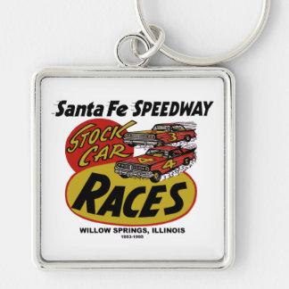 Porte-clés Speed-way de Santa Fe, Willow Springs, IL