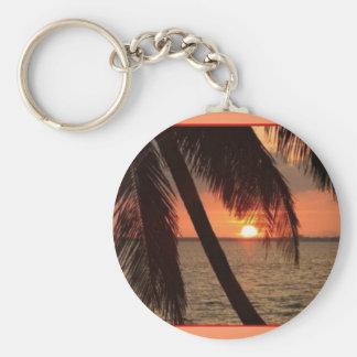 Porte-clés splendeur tropicale - porte - clé