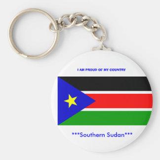 Porte-clés splm d'écart-type}, *** du sud du Soudan de ***,