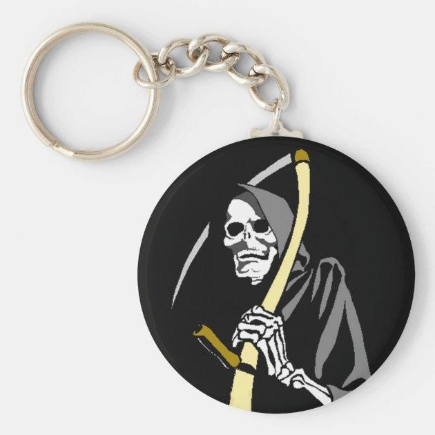 Porte-Clés Squelette Faucheuse Sleutelhangers